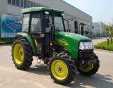 Alimentador agrícola Dq404, Dq554, Dq804, Dq1004, 4X4 o 4X2, cabina o sombrilla