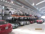China a maioria de elevador popular do estacionamento do carro de borne dois