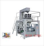 Machine à emballer de granulés solides automatiques Multihead Weerer