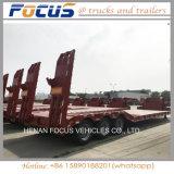 中国の低ベッド(Lowboy)のトレーラーの工場か製造業者または輸出業者または製造者