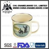 La Chine la vente en gros de l'émail en céramique Mug certifié de la FDA pour l'extérieur