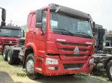6X4 de Vrachtwagen van de Tractor van HOWO met de Motor van 336 PK
