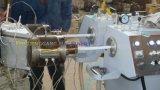 Linhas de produção gêmeas da tubulação do PVC