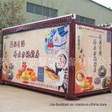 De nieuwe Keuken van het Voedsel van het Type van Container Mobiele
