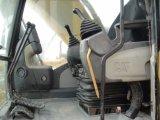 Excavador usado 320d, venta caliente usada de la oruga de los excavadores de la correa eslabonada del gato 320d 330d 325D