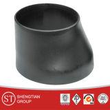 Ecc con Reductor de montaje del tubo de acero al carbono