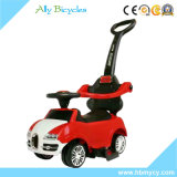Poussette de bébé/scooter de gosses/conduite multifonctionnelle sur le véhicule d'oscillation de jouets