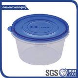 устранимый пластичный шар еды 750ml с крышкой