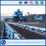 Industrieller Bandförderer für Bergbau, Kohle, Kraftwerk