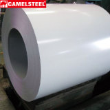 Bobina de aço Prepainted principal do zinco de alumínio de PPGI para o material de construção