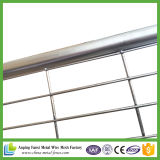 A alta qualidade do produto 2017 novo galvanizou a cerca provisória portátil da construção da manufatura de China