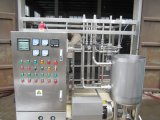 Sterilizer de Uht elétrico industrial do leite do uso 1000L/H