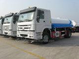 Specail 차량의 Sinotruk HOWO 4X2 물 탱크 트럭 또는 살수차