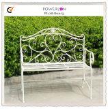 Hotsaleの錬鉄の庭のベンチ