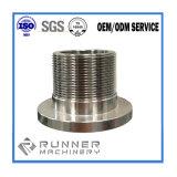 Fazer à máquina da maquinaria da carcaça do forjamento da peça do CNC de Prescision do metal do OEM