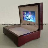 カスタムLCDスクリーンのパッケージのためのビデオギフト用の箱