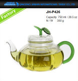 400-1200мл Lead-Free стеклянный чайник со стеклянным фильтром