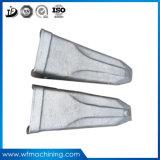 Diente del compartimiento del piñón del cargador de los dientes del compartimiento del OEM/compartimiento picadores del excavador