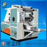 Weefsel die van de Lage Prijs van de fabriek het Automatische In reliëf gemaakte Gezichts de Machine van het Document vouwen