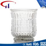 vaso di vetro del miele di vendita calda bianca eccellente 350ml (CHJ8153)