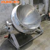 Chaleira Jacketed do aquecimento elétrico Multi-Function para o alimento