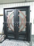 販売のための造られた機密保護の錬鉄のドアの前ドア
