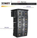 Vt-312 & Vt-218 профессиональная линия Passive тональнозвуковой системы диктора громкого диктора диктора блока напольный