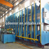 コンベヤーベルトの機械にゴム製コンベヤーベルト機械をする加硫の出版物/コンベヤーベルト