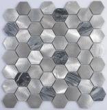 居間の装飾のためのアルミニウムモザイク