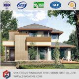 Sinoacme는 가벼운 강철 구조물 별장을 조립식으로 만들었다