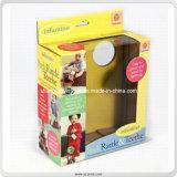 Les boîtes de carton ondulé personnalisé imprimé attrayant avec crochet de suspension
