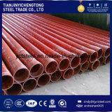 高力および防蝕の赤いガラス繊維の巻上げの管