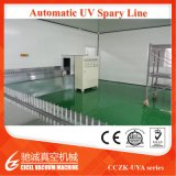 PVDの真空の紫外線コーティング装置の紫外線塗装システム