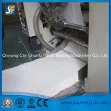 Подгонянный тип упаковки машина размера мягкий салфетки лицевая складывая