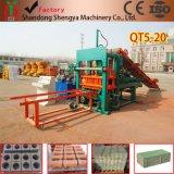 China hidráulica maquinaria Manufacturier5-20 Qt