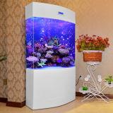 El tanque de pescados de acrílico libre de Eco de la sala de estar del intercambio grande del agua