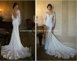 Шнурка мантий -Плеча платья венчания Z9020 Berta Bridal Backless