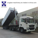 Cilindro hidráulico para caminhão de despejo