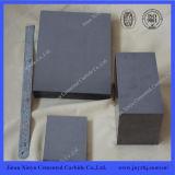 Uso industrial de cerámica no magnético tiras de carburo cementado de la placa de desgaste
