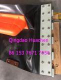 ポルトガル標準Rbrのゴム製オイルフェンスかオイルの塀