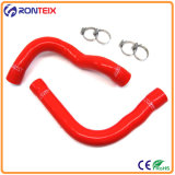 Clamps를 가진 45 도 Reducer Silicone Hose