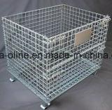 Contenitore della rete metallica di memoria del metallo (1000*800*840)