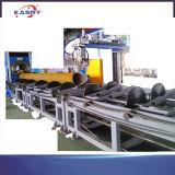 Rohr-Ausschnitt-Maschine für Ausschnitt des großer Durchmesser-Rohres