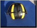 La fascia registrabile del collo dei paraorecchie di sicurezza può installare in Ce del casco