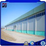 Здания металла доказательства пожара Q235 дешево промышленные большие широкие Pre проектированные