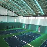 고품질 PVC는 운동해 롤에서 실내 테니스를 위한 Inroll를 마루청을 깐