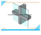 طاقة - توقير ألومنيوم [كرتين ولّ] زجاجيّة