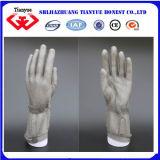 Guantes antis de la seguridad del anillo del corte del acero inoxidable (tyb-0055)