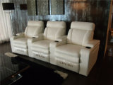 Model à la maison 920 de sofa de cuir de Recliner de meubles