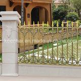 Conception vintage décoratifs en aluminium pour Villa de clôtures de jardin (KH-AF010)